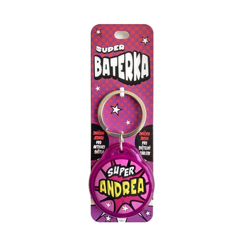 Super baterka - Andrea