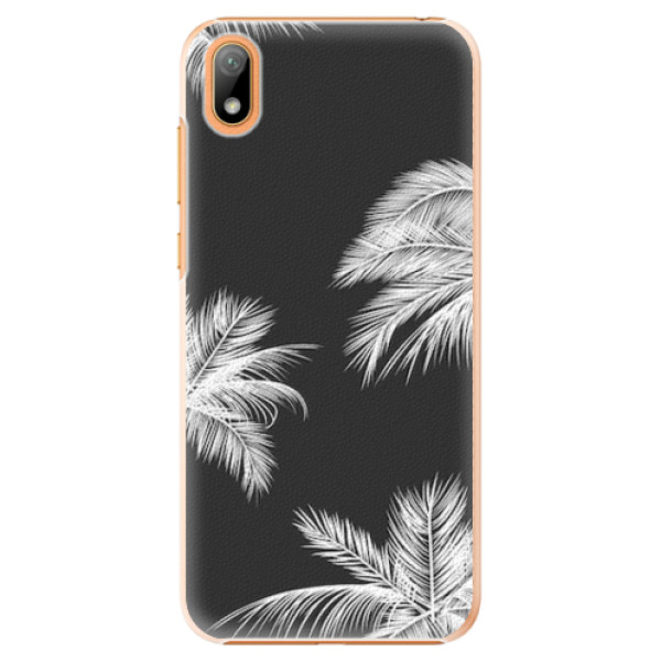 Plastové pouzdro iSaprio - White Palm - Huawei Y5 2019