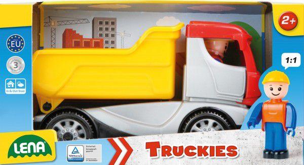 Auto Truckies sklápěč plast 22cm v krabici 24m+