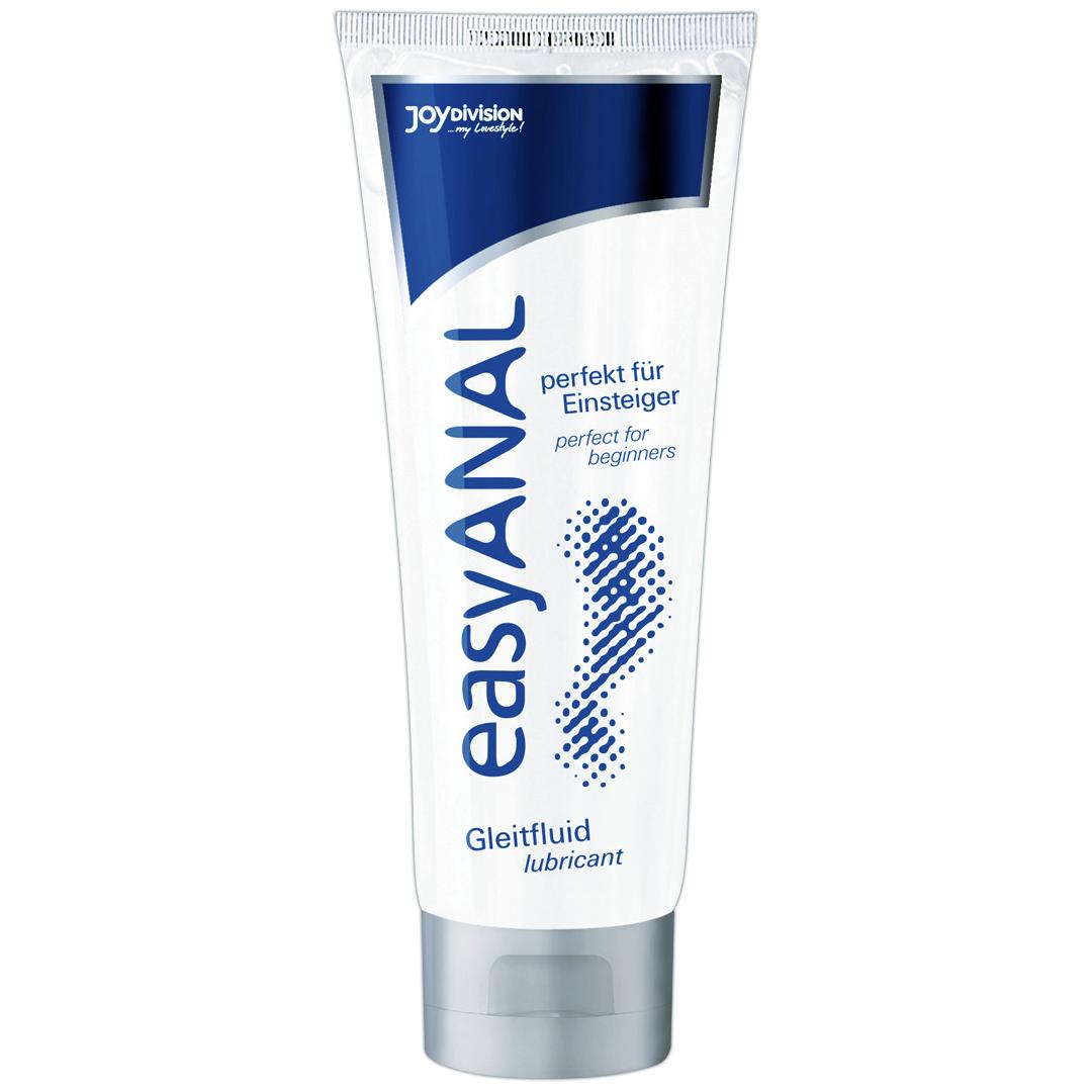 Lubrikační gel Easy Anal 80 ml