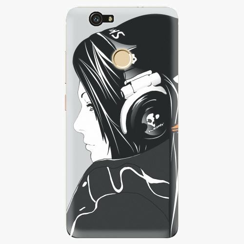 Plastový kryt iSaprio - Headphones - Huawei Nova
