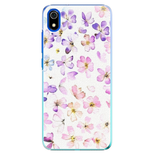 Plastové pouzdro iSaprio - Wildflowers - Xiaomi Redmi 7A