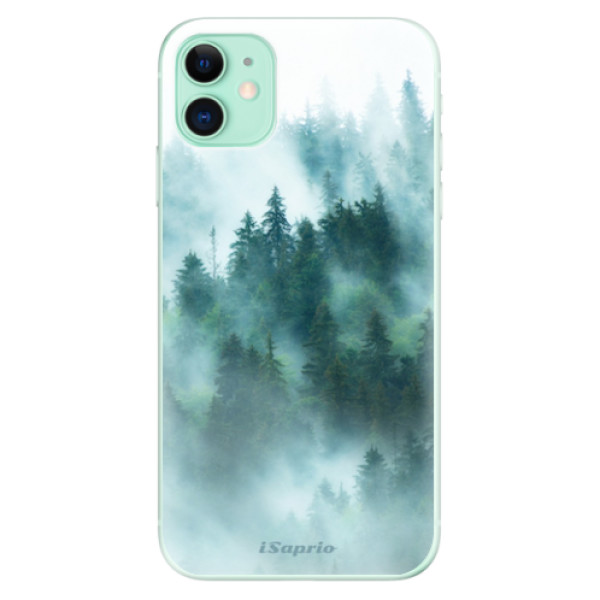 Odolné silikonové pouzdro iSaprio - Forrest 08 - iPhone 11