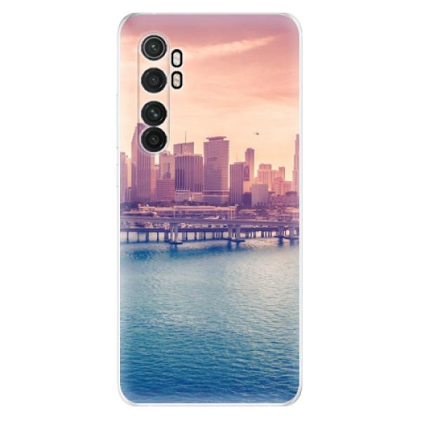 Odolné silikonové pouzdro iSaprio - Morning in a City - Xiaomi Mi Note 10 Lite