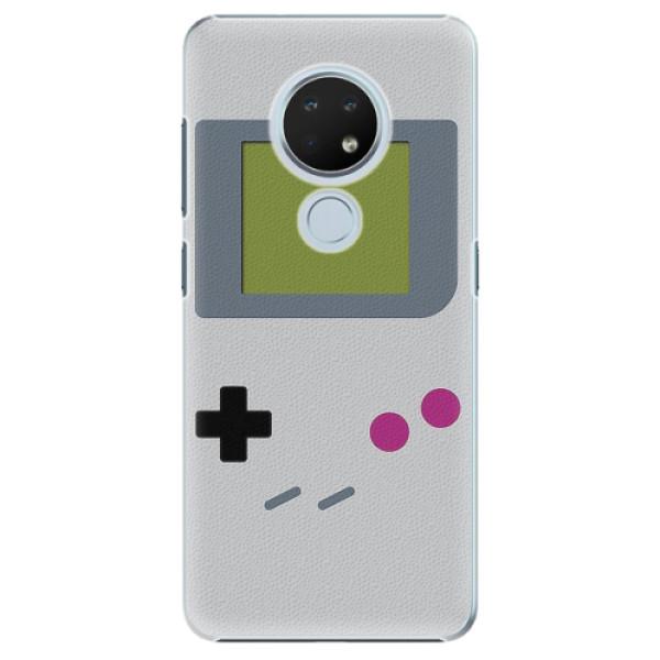Plastové pouzdro iSaprio - The Game - Nokia 6.2
