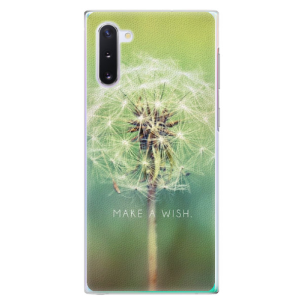 Plastové pouzdro iSaprio - Wish - Samsung Galaxy Note 10