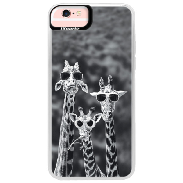 Neonové pouzdro Pink iSaprio - Sunny Day - iPhone 6 Plus/6S Plus