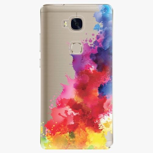 Plastový kryt iSaprio - Color Splash 01 - Huawei Honor 5X