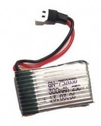300mAh 3.7V 25C LiPo - Syma S39 Raptor