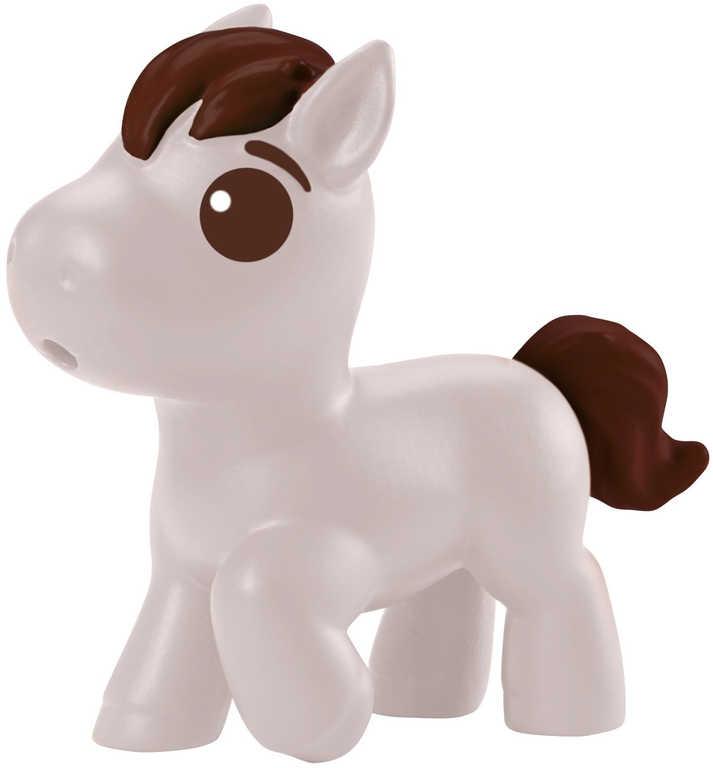 MATTEL SPIRIT Malá Lucky panenka kloubová 14cm set s koníkem a doplňky