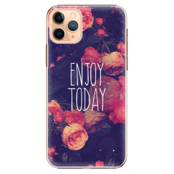 Plastové pouzdro iSaprio - Enjoy Today - iPhone 11 Pro Max