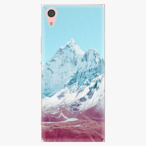 Plastový kryt iSaprio - Highest Mountains 01 - Sony Xperia XA1