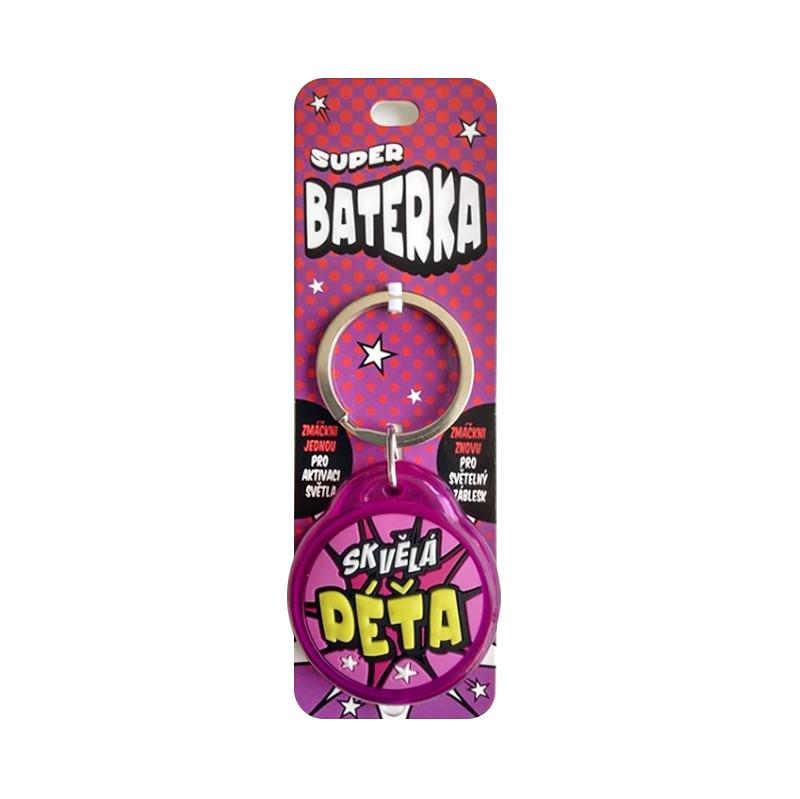 Super baterka - Péťa