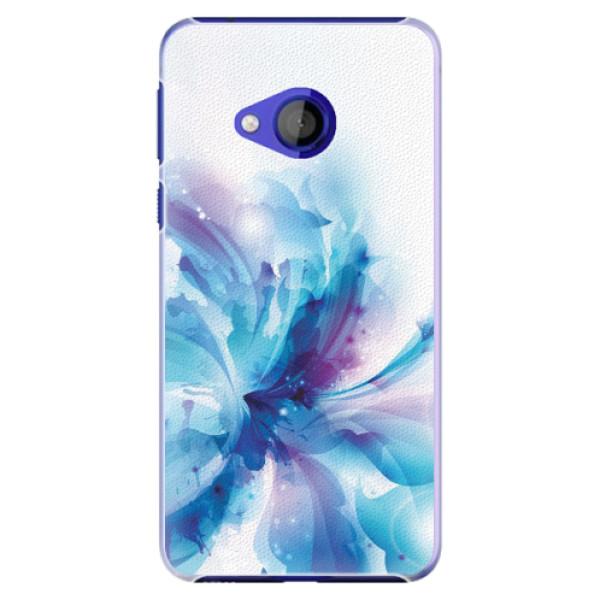 Plastové pouzdro iSaprio - Abstract Flower - HTC U Play