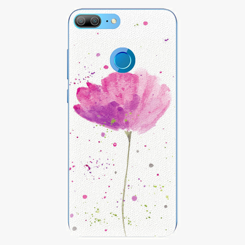 Plastový kryt iSaprio - Poppies - Huawei Honor 9 Lite
