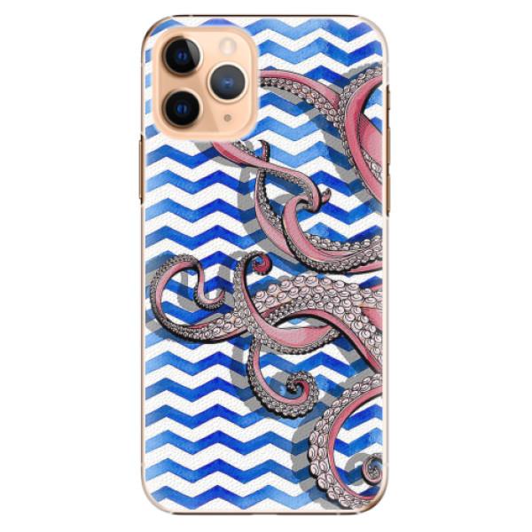 Plastové pouzdro iSaprio - Octopus - iPhone 11 Pro