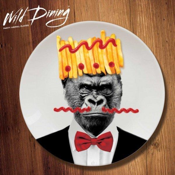 Talíře Wild Dining