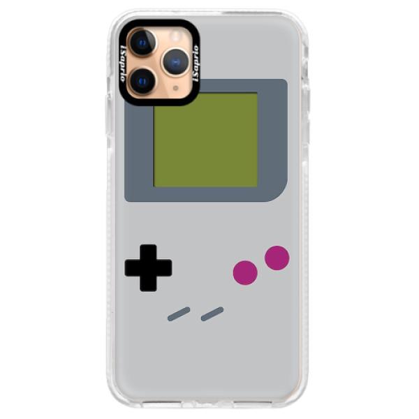 Silikonové pouzdro Bumper iSaprio - The Game - iPhone 11 Pro Max