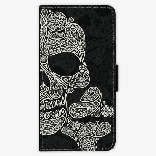 Flipové pouzdro iSaprio - Mayan Skull - Huawei Ascend P9 Lite