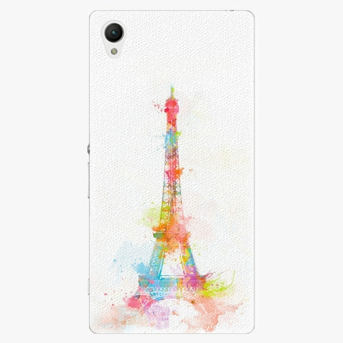 Plastový kryt iSaprio - Eiffel Tower - Sony Xperia Z1 Compact