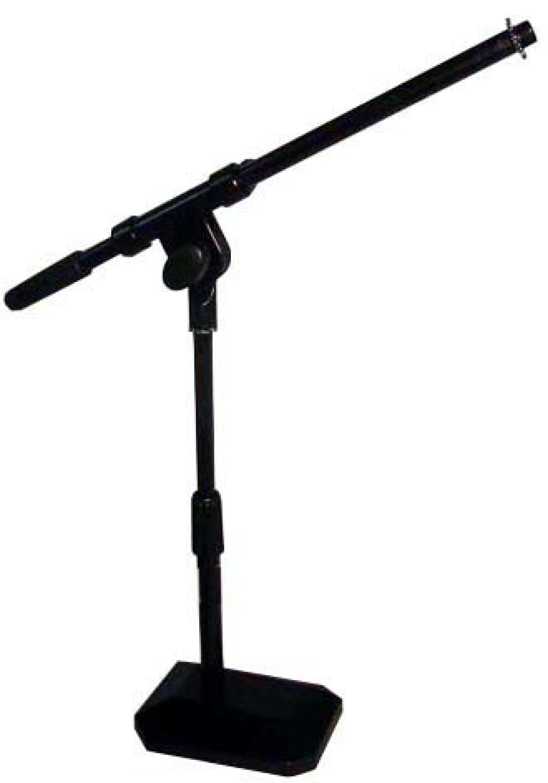 Stagg MIS-1112BK, stolní mikrofonní stojan
