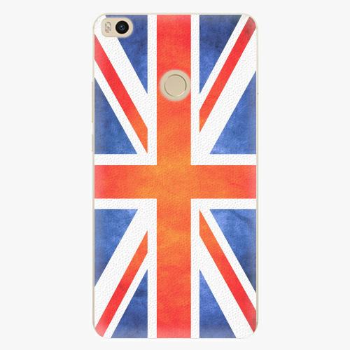 Plastový kryt iSaprio - UK Flag - Xiaomi Mi Max 2