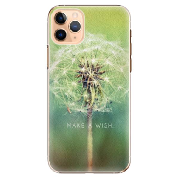 Plastové pouzdro iSaprio - Wish - iPhone 11 Pro Max