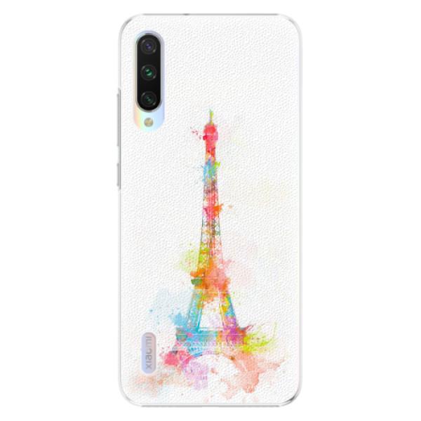 Plastové pouzdro iSaprio - Eiffel Tower - Xiaomi Mi A3