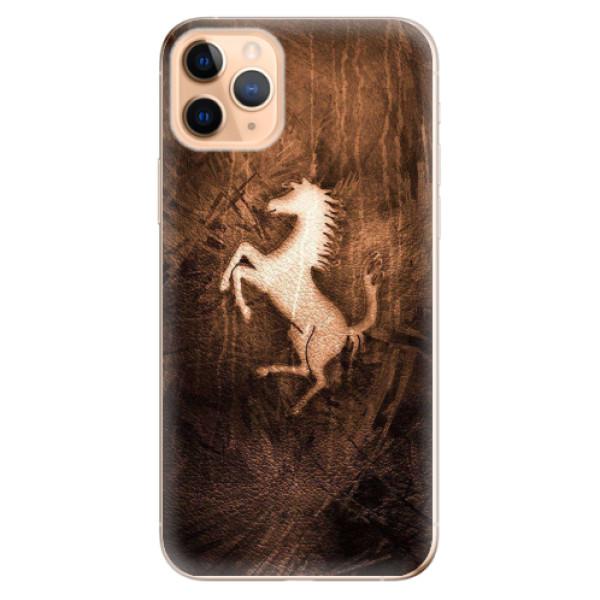 Odolné silikonové pouzdro iSaprio - Vintage Horse - iPhone 11 Pro Max