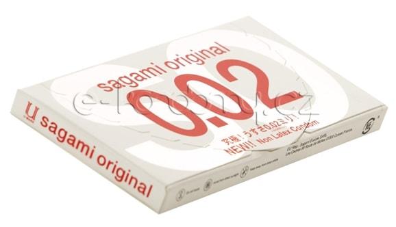 Sagami Original 0.02 2ks
