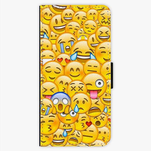 Flipové pouzdro iSaprio - Emoji - Samsung Galaxy S8