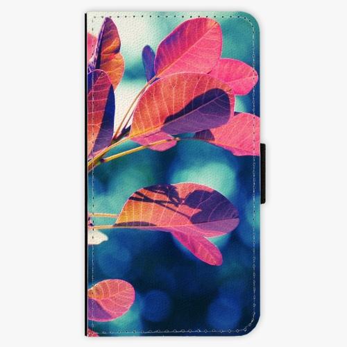 Flipové pouzdro iSaprio - Autumn 01 - Huawei Ascend P8 Lite
