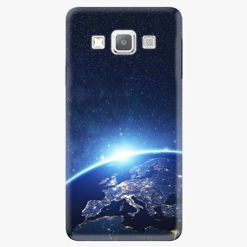 Plastový kryt iSaprio - Earth at Night - Samsung Galaxy A5
