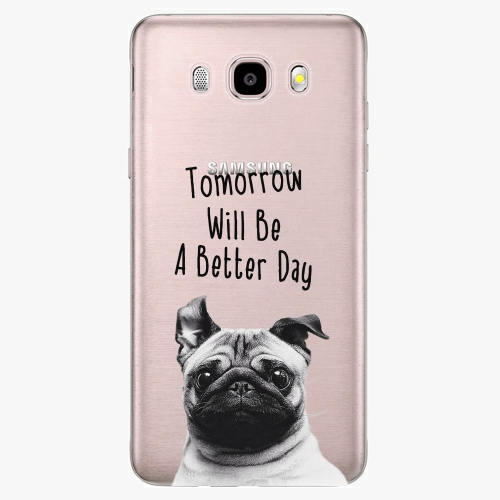 Silikonové pouzdro iSaprio - Better Day 01 - Samsung Galaxy J5 2016