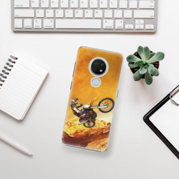 Plastové pouzdro iSaprio - Motocross - Nokia 6.2