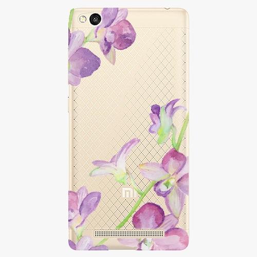 Plastový kryt iSaprio - Purple Orchid - Xiaomi Redmi 3