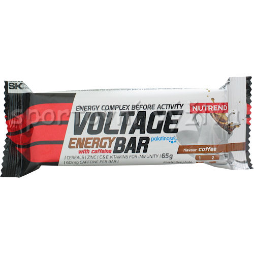 Voltage Energy Cake s kofeinem 65g-kava