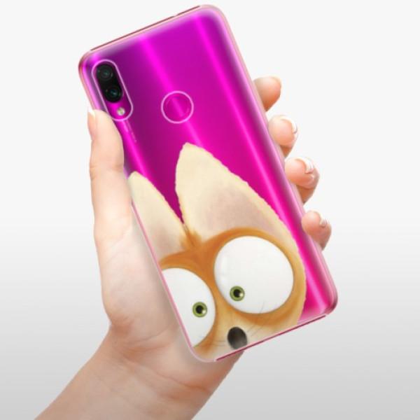 Plastové pouzdro iSaprio - Fox 02 - Xiaomi Redmi Note 7