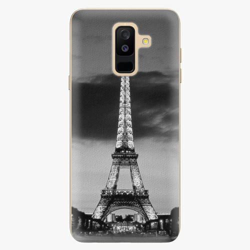 Plastový kryt iSaprio - Midnight in Paris - Samsung Galaxy A6 Plus