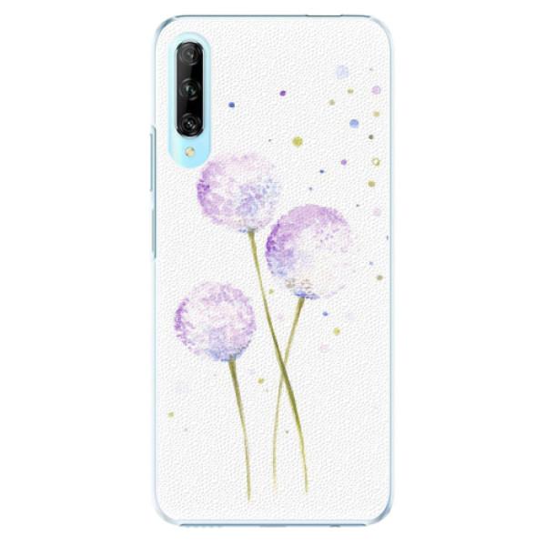 Plastové pouzdro iSaprio - Dandelion - Huawei P Smart Pro