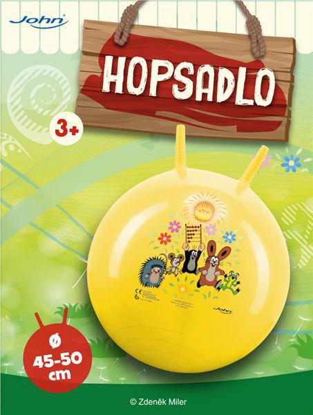 JOHN Hopsadlo Krtek (krteček) 500 mm (skákací míč)