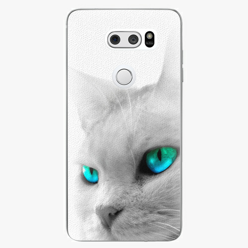 Plastový kryt iSaprio - Cats Eyes - LG V30