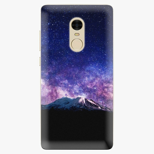 Plastový kryt iSaprio - Milky Way - Xiaomi Redmi Note 4
