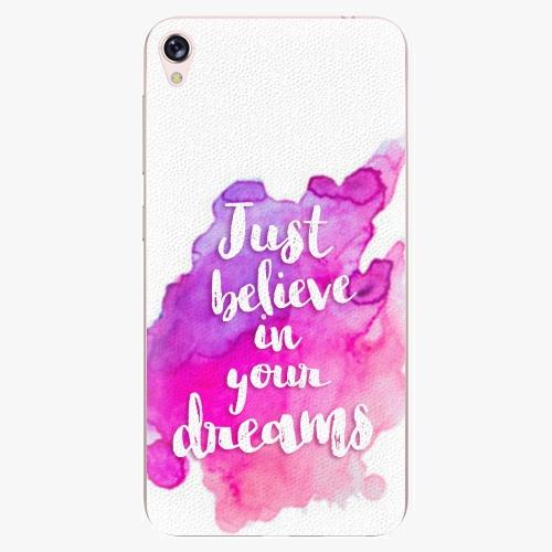 Plastový kryt iSaprio - Believe - Asus ZenFone Live ZB501KL
