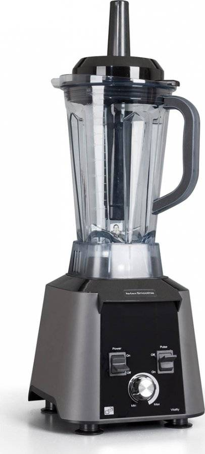 Blender 6008125 G21 Perfect smoothie Vitality graphite black