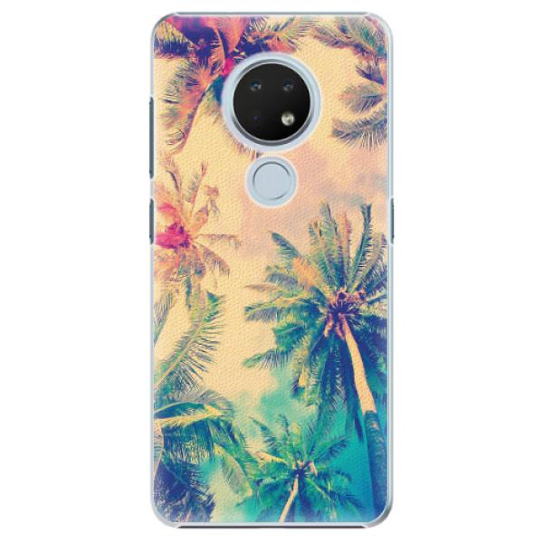Plastové pouzdro iSaprio - Palm Beach - Nokia 6.2