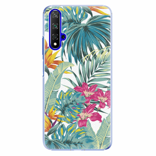 Plastový kryt iSaprio - Tropical White 03 - Huawei Honor 20