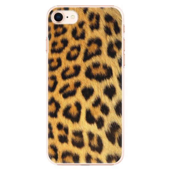 Plastové pouzdro iSaprio - Jaguar Skin - iPhone 8
