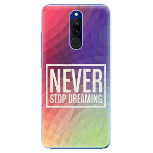 Plastové pouzdro iSaprio - Dreaming - Xiaomi Redmi 8