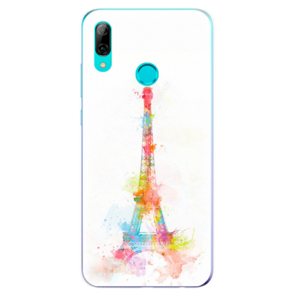 Odolné silikonové pouzdro iSaprio - Eiffel Tower - Huawei P Smart 2019